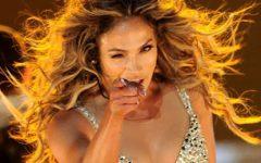 A foto: Jennifer Lopez sem roupa interior