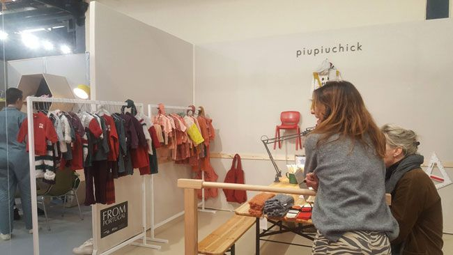 Moda infantil portuguesa lança novas tendencias em Paris