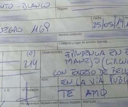 """""""Excesso de beleza"""" no Uruguay dá origem a multa insólita"""