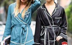O novo fetiche das celebridades tem nome: pijama style