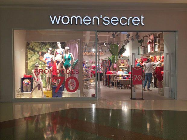 Women'secret inaugura hoje nova loja no Oeiras Parque