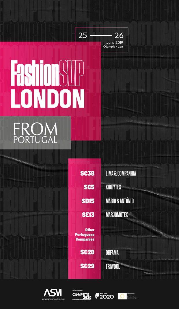 Têxteis nacionais regressam a Londres com novas propostas