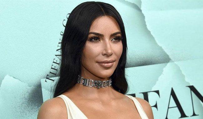 """Biquíni de fio dental Kim Kardashian: a foto inédita (""""loucura!"""")"""
