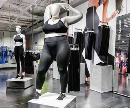 """Nike assume a liderança em """"body-positive"""""""