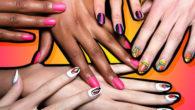 10 estilos nail art para o Verão que te vão fazer a cabeça
