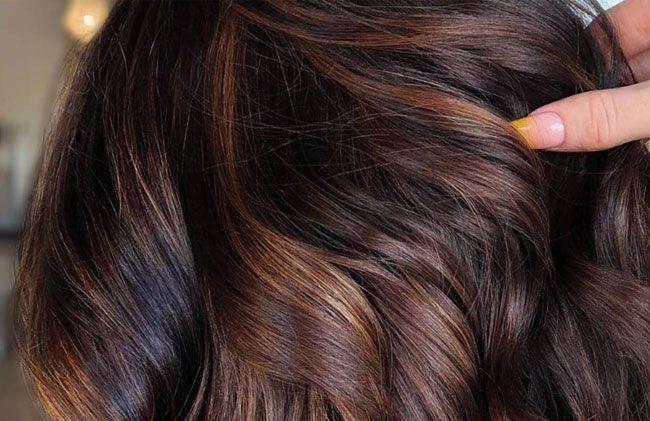 8 ideias de cor de cabelo castanho chocolate para morenas