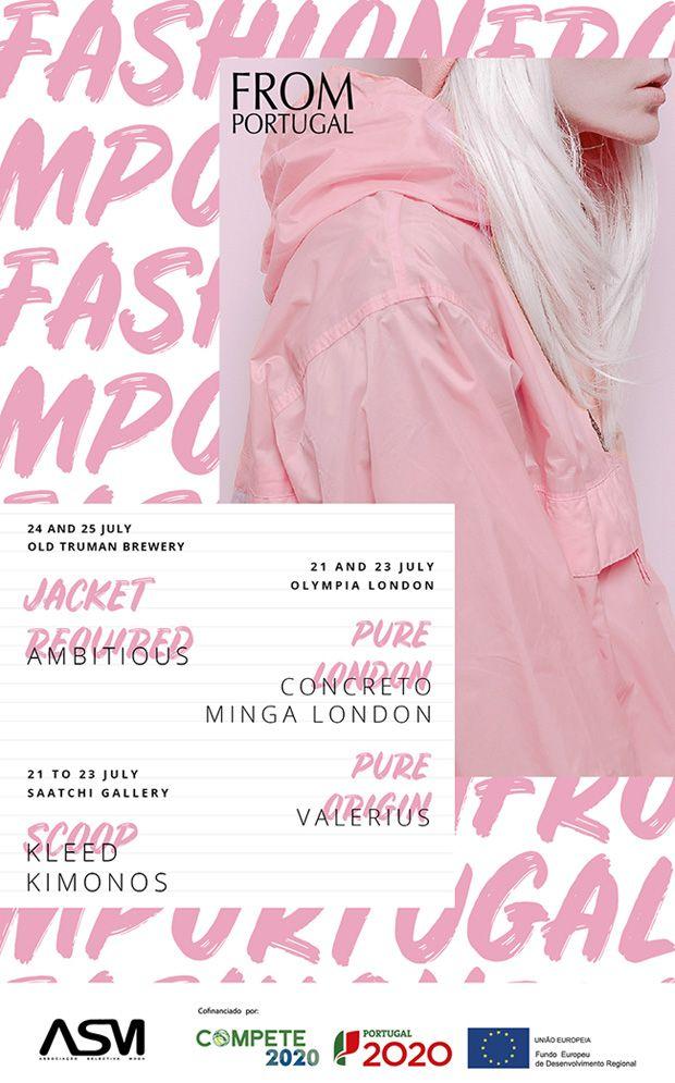 """Moda """"From Portugal"""" apresenta novidades em Londres"""