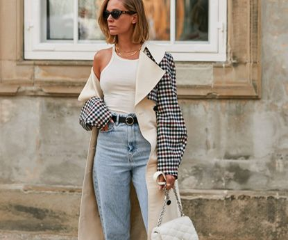 Blazers dominam o street style da Copenhagen Fashion Week