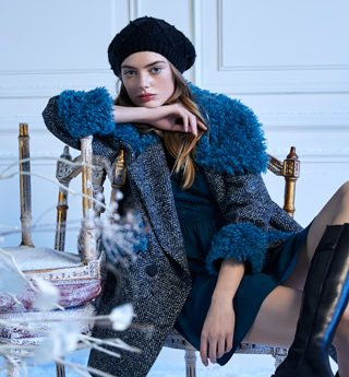 Nova coleção FW19/20 da marca francesa Molly Bracken