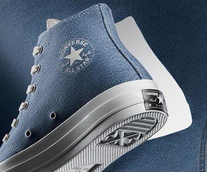 Nova coleção da Converse relembra o teu par de jeans favorito