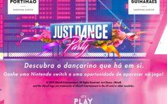 Klépierre celebra a Just Dance Party