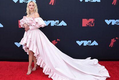 """O melhor do """"red carpet"""" dos MTV Video Music Awards 2019"""