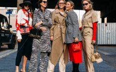 O melhor estilo de rua na London Fashion Week 2019