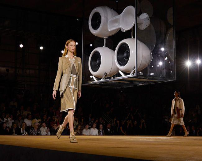 Desfiles: Burberry apresentou a sua nova colecção Pri/Ver 2020