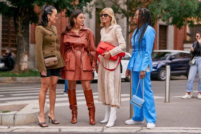 O melhor estilo de rua da Semana de Moda de Milão