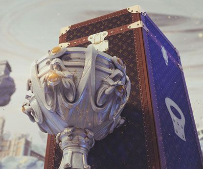 Louis Vuitton e Riot Games no League of Legends