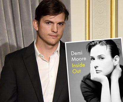 Ashton Kutcher responde após revelações de Demi Moore