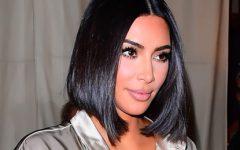 O novo Bob de Kim Kardashian é o mais curto de sempre