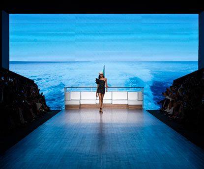 Elisabetta Franchi Primavera/Verão 2020 Fashion Show