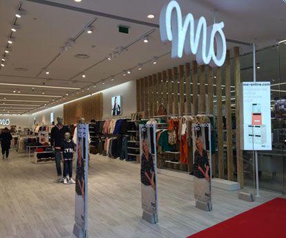 Marca portuguesa MO reabre loja em Cascais