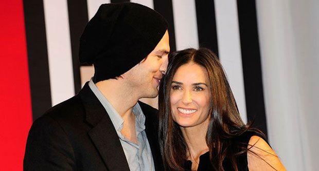 A prática (prejudicial) sexual de Demi Moore e Ashton Kutcher