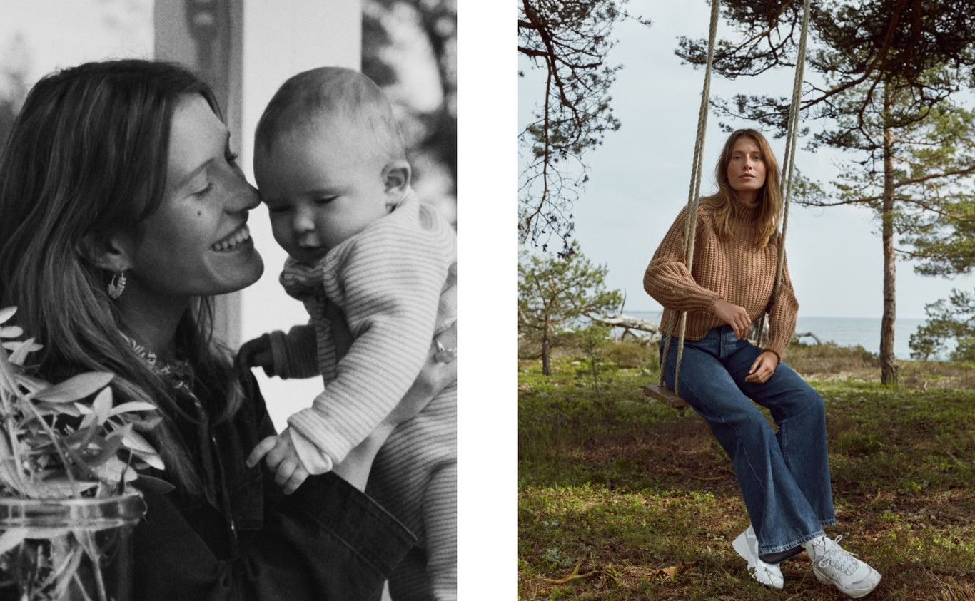 Conscious Denim da H&M recorda que é de vital importância