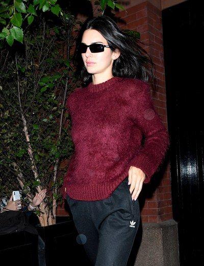 Loiro para morenas? Perguntem a Kendall Jenner...