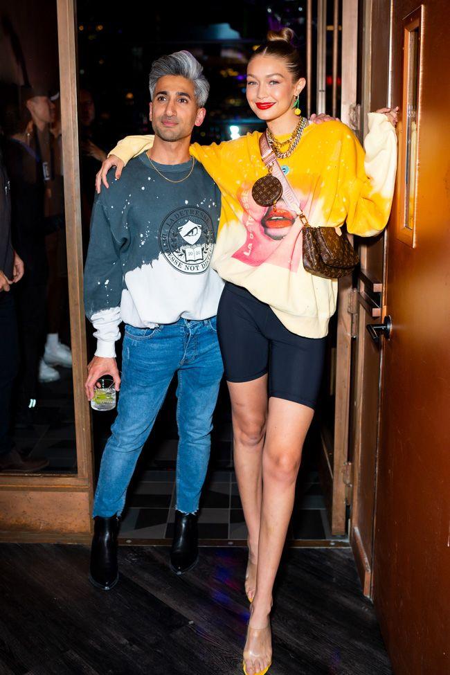 Celebridades com a nova Multi Pochette Accessories Louis Vuitton