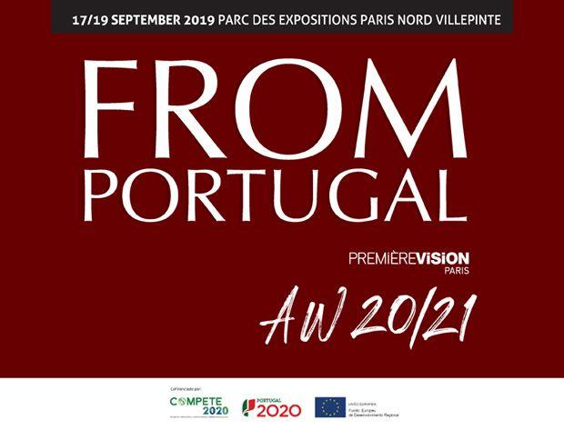 From Portugal com numero record na Premiére Vision Paris