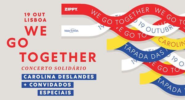 ZIPPY e Make-a-Wish promovem concerto solidário