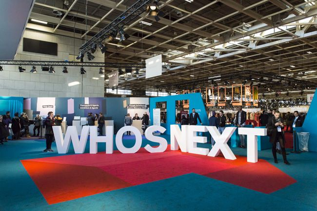 Moda nacional com força redobrada na Who's Next Paris