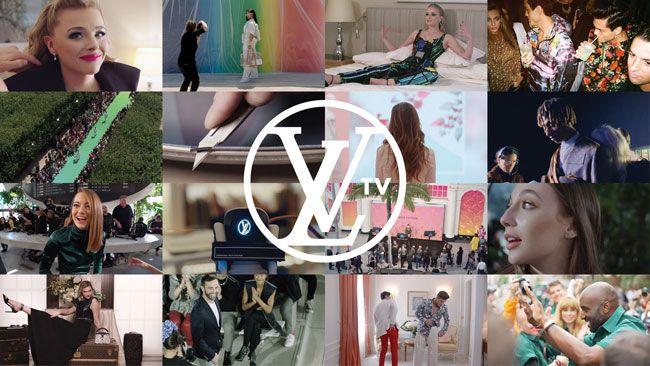 Louis Vuitton lança LVTV no Youtube