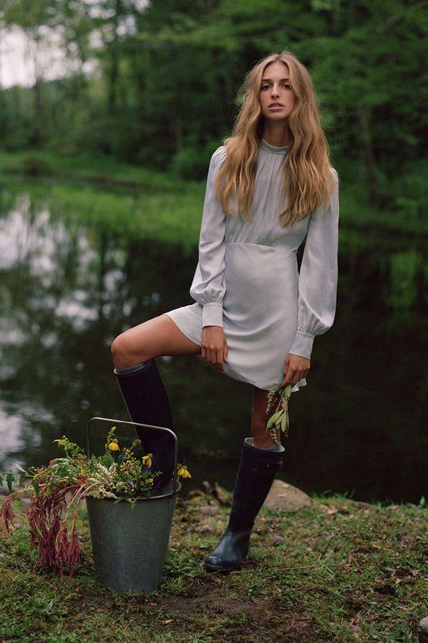 Talita Von Furtensberg tem o estilo nos genes