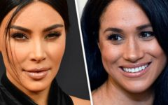 Kim Kardashian defende Meghan Markle e Harry mas...
