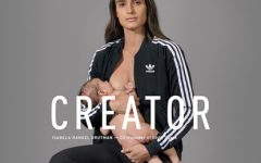 Campanha da Adidas e Pharrell Williams apoia a maternidade