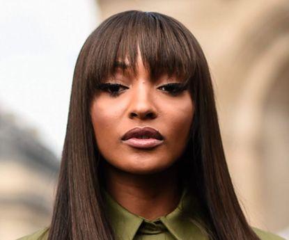 Franjas blunt tomam conta da beleza na Paris Fashion Week