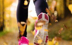 Que exercícios e desportos podemos praticar no Outono?