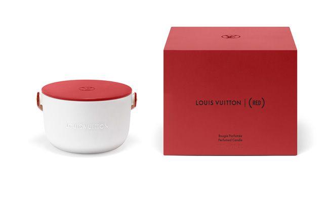 Louis Vuitton e (RED) em apoio à luta contra a SIDA