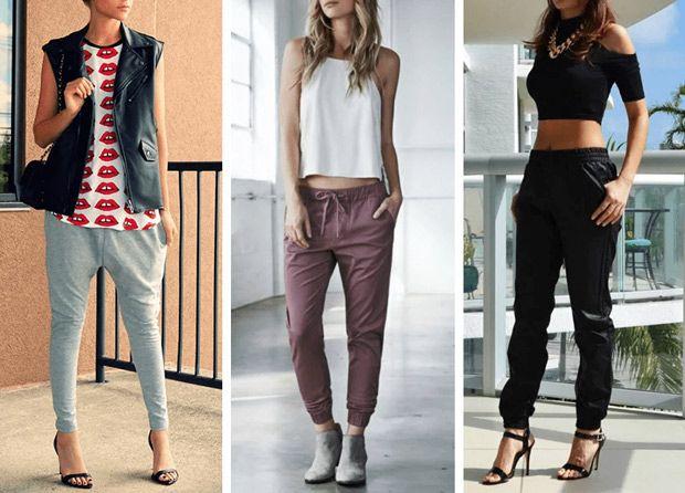 """Estas são as calças """"must"""" para esta temporada cinzenta"""