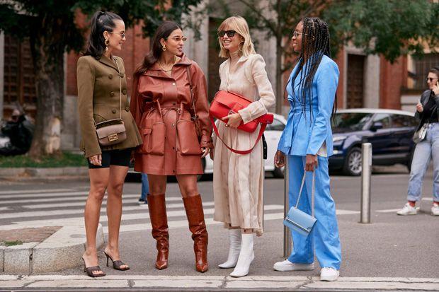 O que é street style, ou a moda de rua