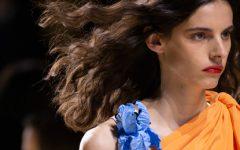 Louis Vuitton desfile senhora Primavera/Verão 2020