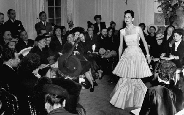 Christian Dior, designer revolucionário da moda feminina