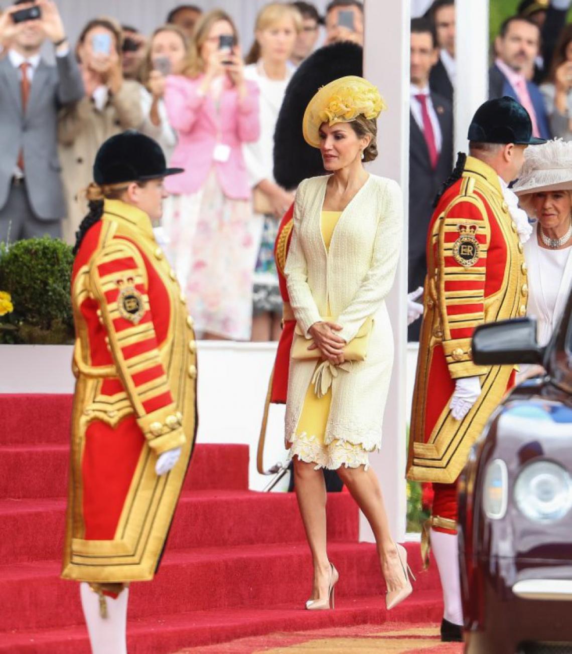 A moda como fenómeno no seio da realeza europeia