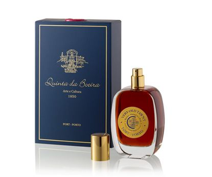 E se o Vinho do Porto chegar num frasco de perfume?