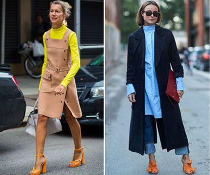 7 pares de sapatos para um outfit diferente diariamente