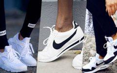 20 celebridades, 20 estilos brilhantes com sapatilhas