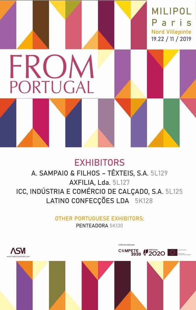 Têxteis portugueses na Milipol com produtos inovadores