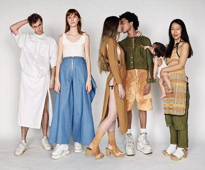 Será a moda sem género o futuro do design?