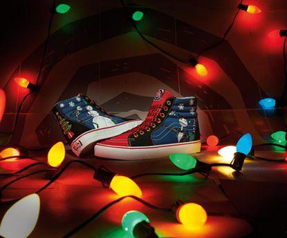 Vans celebra a época natalícia com o novo modelo Sk8-Hi