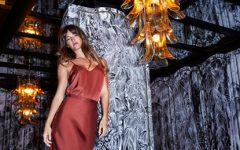 A modelo Malena Costa é a embaixadora de Scalpers Woman